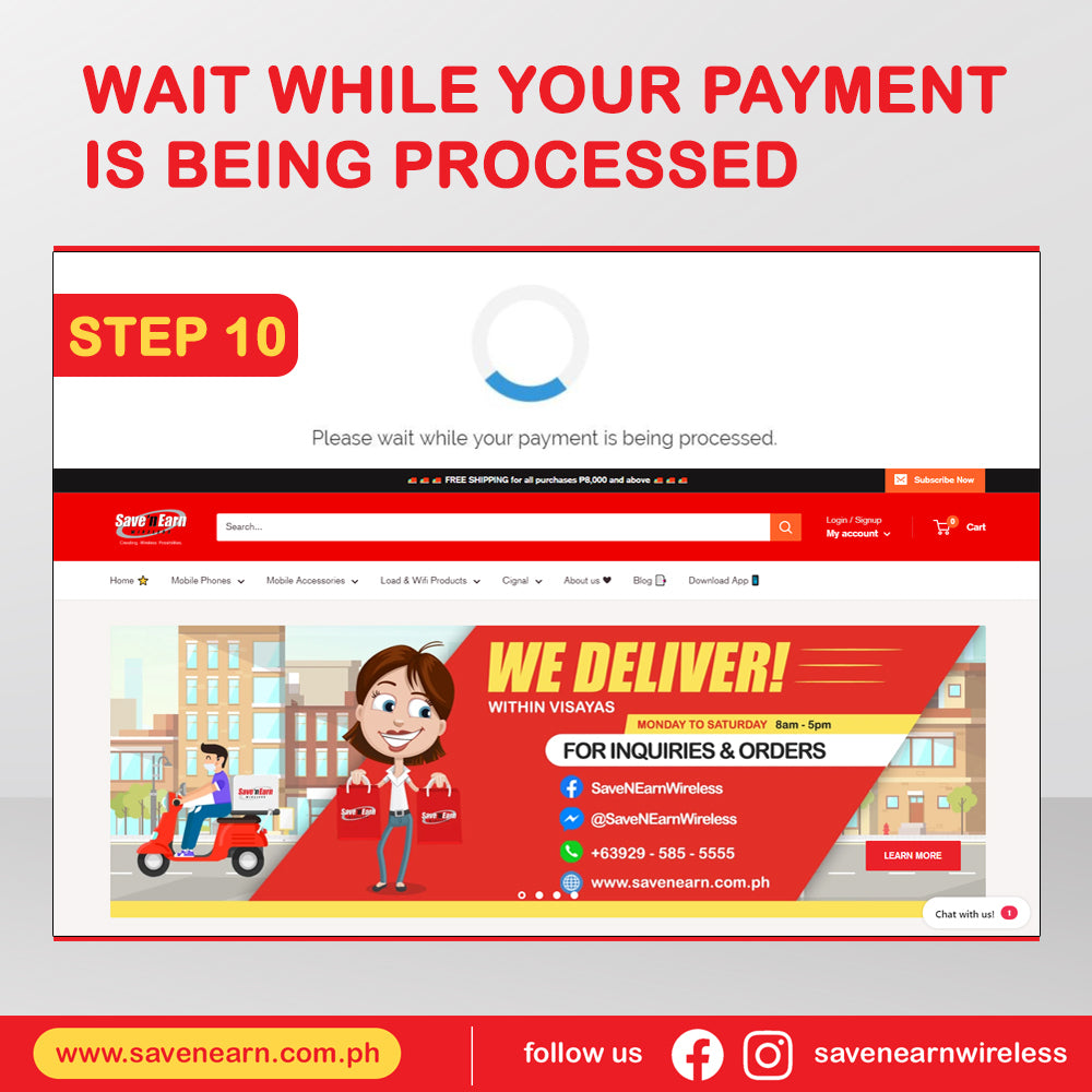 savenearn-online-installment-gadget-loan-tendopay-detailed-process-step-10