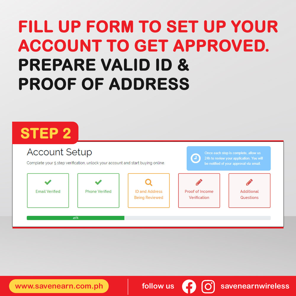 savenearn-online-installment-gadget-loan-tendopay-step-2