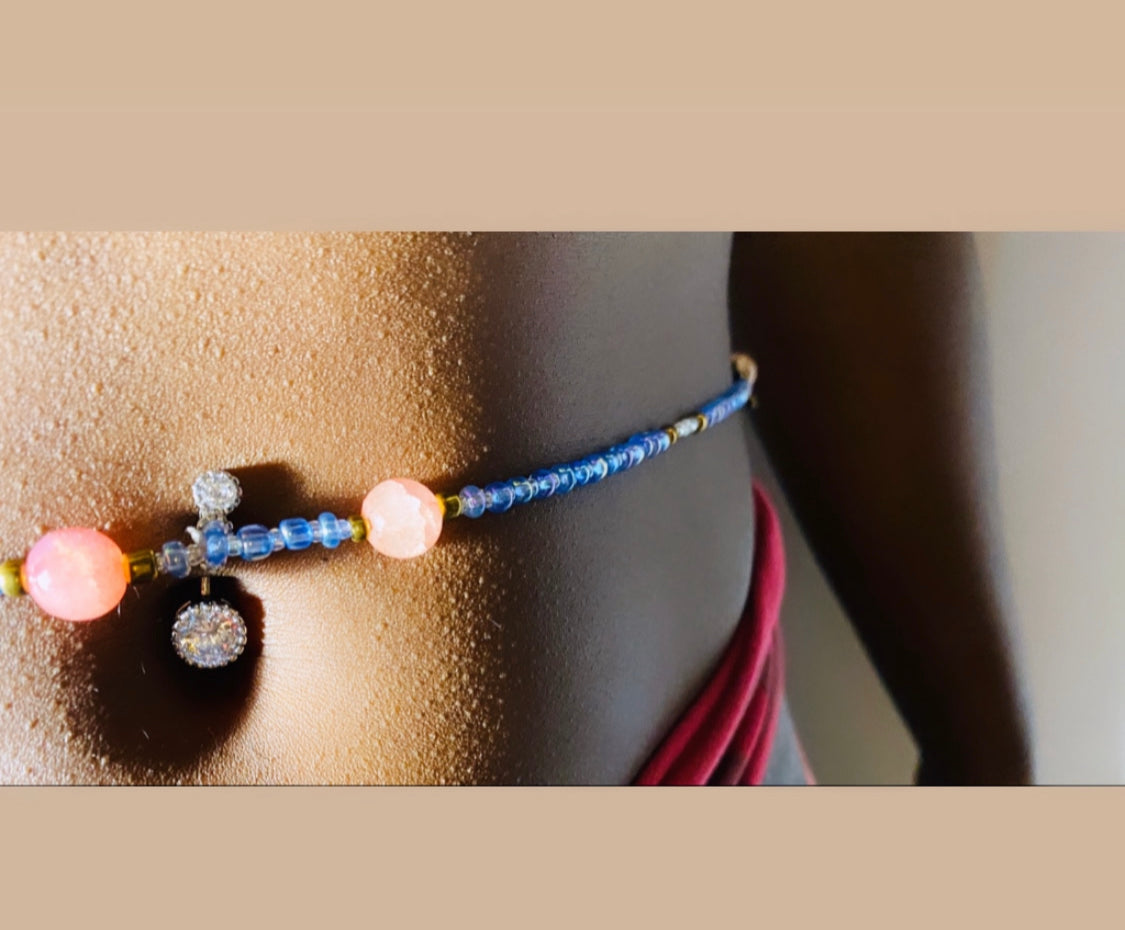 Fairy Vibrations Goddess Waist Beads