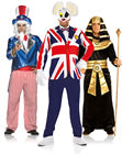 Mens International Costume Collection