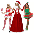 Ladies Christmas Costume Collection