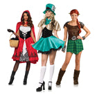 Womens wonderland costumes