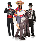 Mens Day of the Dead Costume Collection
