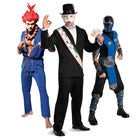 Mens Gaming Costume Collection