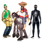 Mens Novelty Costume Collection