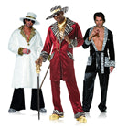 Mens Pimp Costume Collection