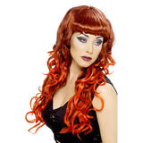 Buy Siren Wig Red and Black