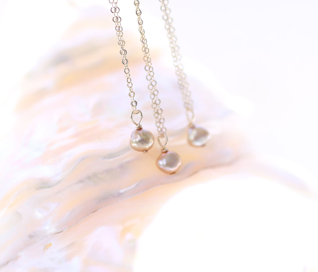 Earth mermaid necklace 2☆大地のマーメイドネックレス2