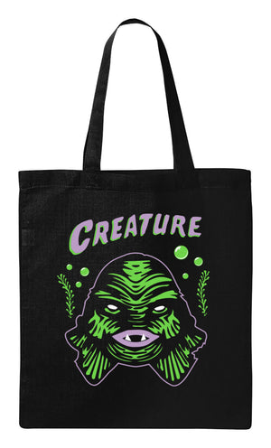 Creature Babe Tote Bag