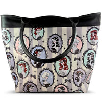 Cameo Dolls Tote Bag by Fluff