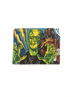 Frankenstein Horror Movie Wallet