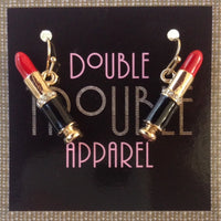 Lipstick Hook Earring