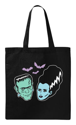 Monster Love Tote Bag