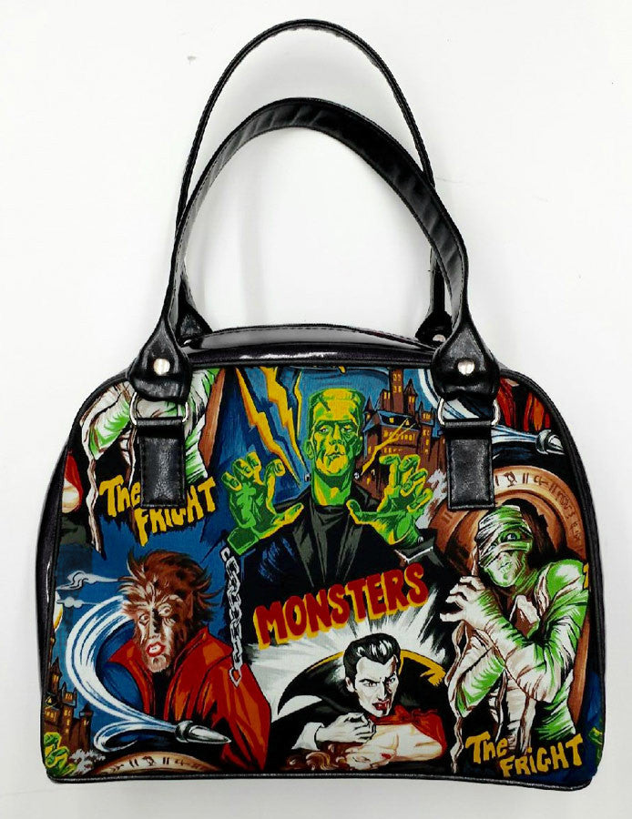 Horror Movie Frankenstein Monster Handbag