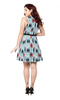 Atomic Twinkletoes Dress by Sourpuss