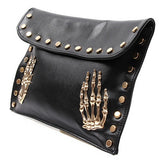 Die My Darling Clutch Handbag