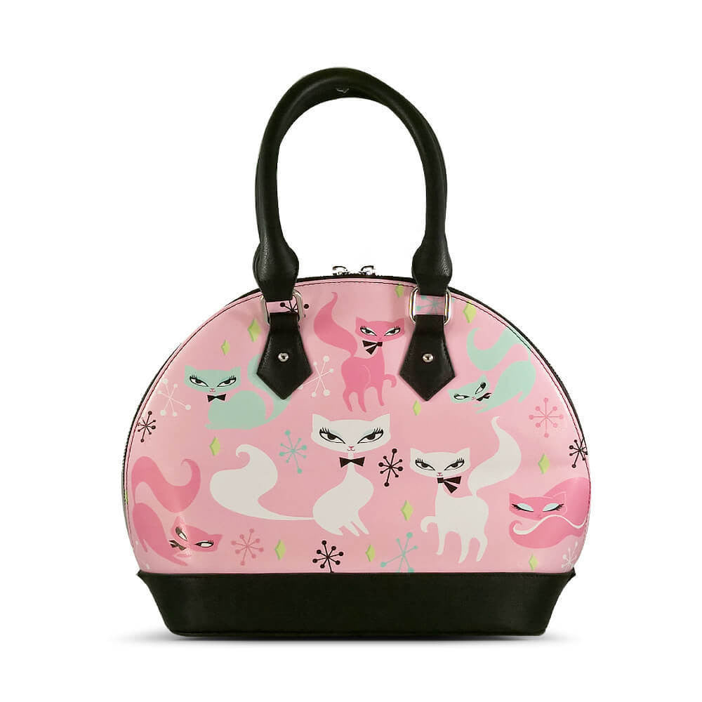 Swanky Kittens Handbag by Fluff