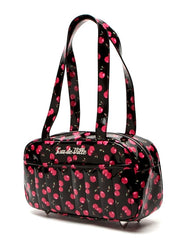 Very Cherry Cruiser Tote by Lux De Ville