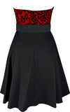 Little Miss Vixen Dress - Red