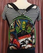 Horror Movie Frankenstein Monster Backpack