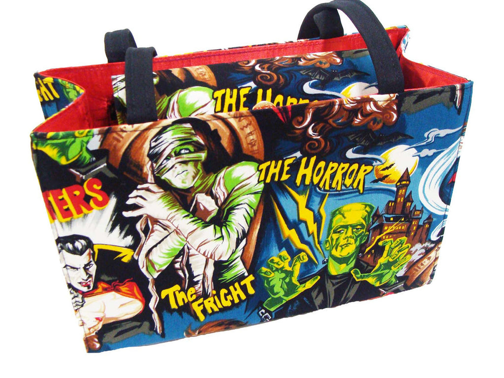 Horror Movie Monster Handbag