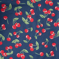 April Dress in Red Cherries by Hell Bunny