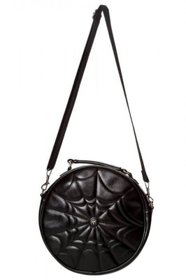 Spiderweb Circle Bag