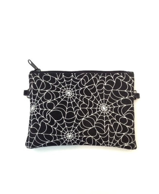 Spider Web Crossbody Bag