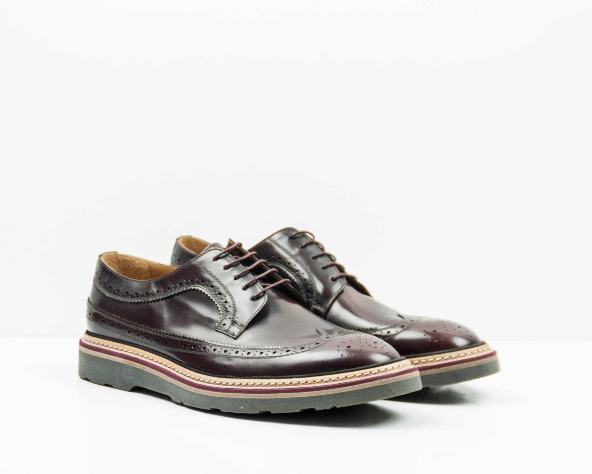 Zapato Paul Smith snxcp111cso marrón