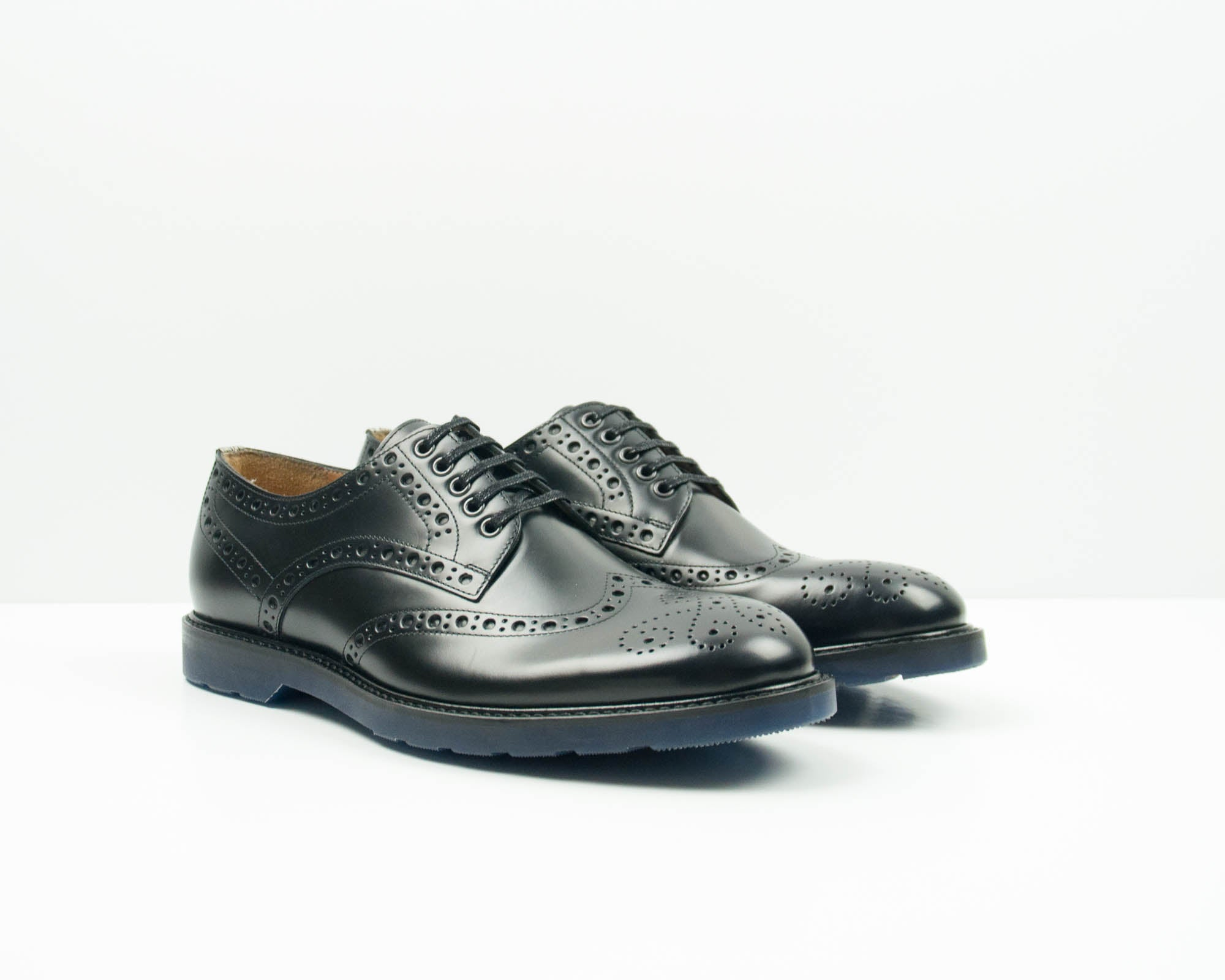 Zapato vestir chico negro - Paul Smith snxdp170