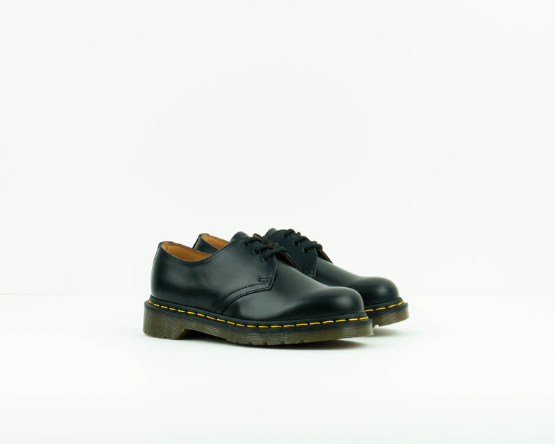 ZAPATO - DR. MARTENS - 1461 59 3-EYE SMOOTH BLACK 10085 001