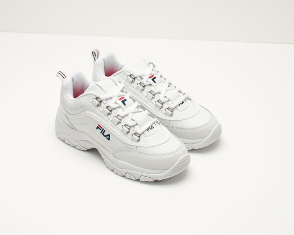 DEPORTIVO - FILA - 1010560 STRADA LOW WMN CONTEMPORARY 1FG WHITE