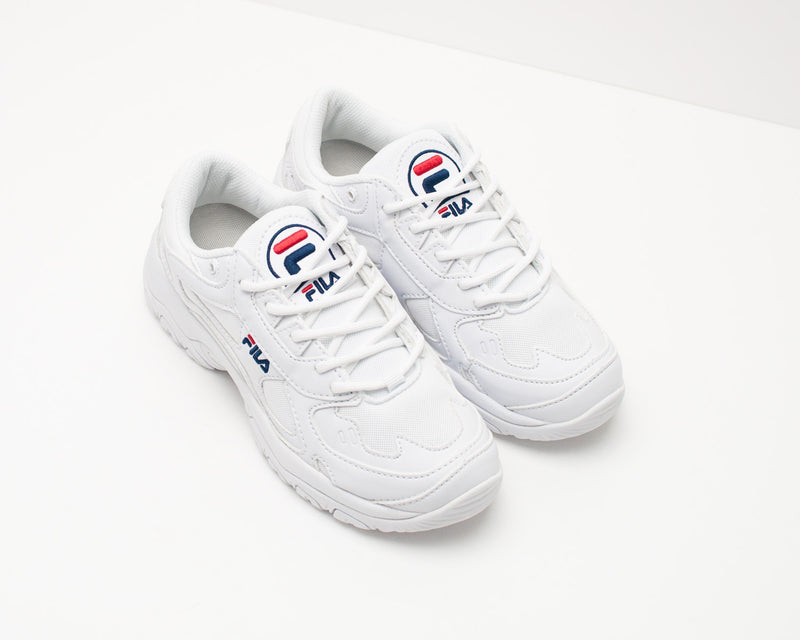 FILA - SNEAKERS - 1010662 SELECT LOW WMN CONTEMPORARY 1FG WHITE