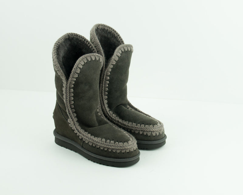 MOU - WEDGE BOOTS - ESKIMO INNER WEDGE TALL CHA