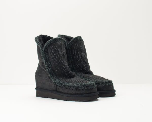 MOU -  BOOTS - INNER WEDGE SHORT HOTFIX STUDS CBKG
