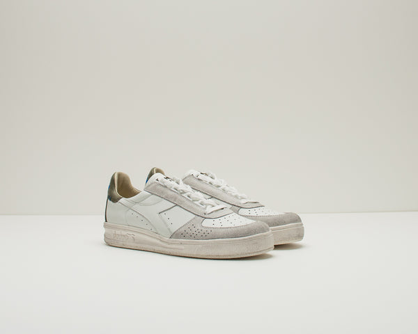 DEPORTIVO - DIADORA HERITAGE - B.ELITE H L DIRTY WHITE BURNT OLIVE 174751 C4600
