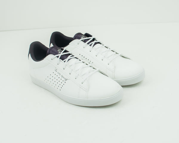 LE COQ SPORTIF - SNEAKERS - 1820153 AGATE SPORT OPTICAL WHITE PLUM PERFECT