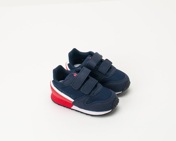 LE COQ SPORTIF - KID'S SNEAKERS - 1910122 ALPHA II INF SPORT DRESS BLUE PURE