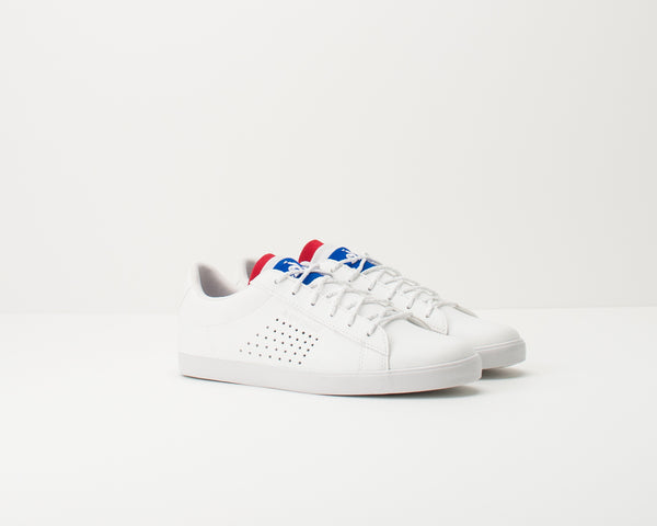 LE COQ SPORTIF - TRAINERS - 1910454 AGATE BBR OPTICAL WHITE