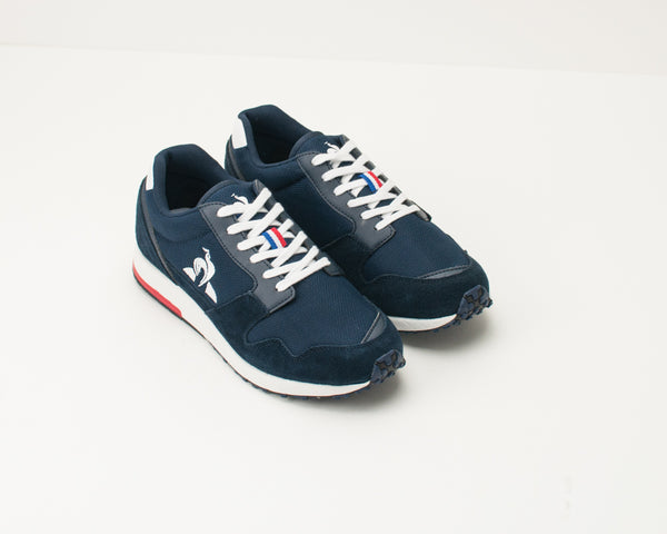 LE COQ SPORTIF - TRAINERS - 1920112 JAZY SPORT DRESS BLUE OPTICAL WHITE