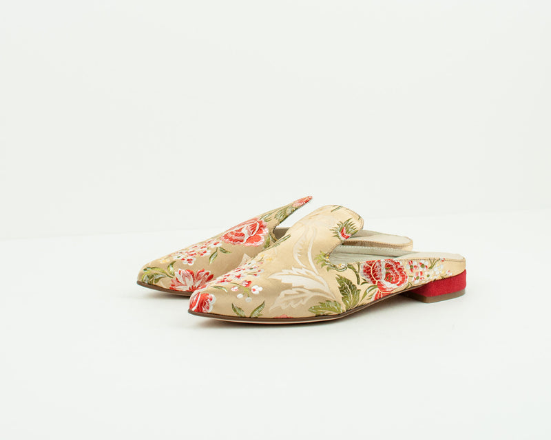 ZAPATO MULE - FUNCHAL - 29301 FLORES BEIS