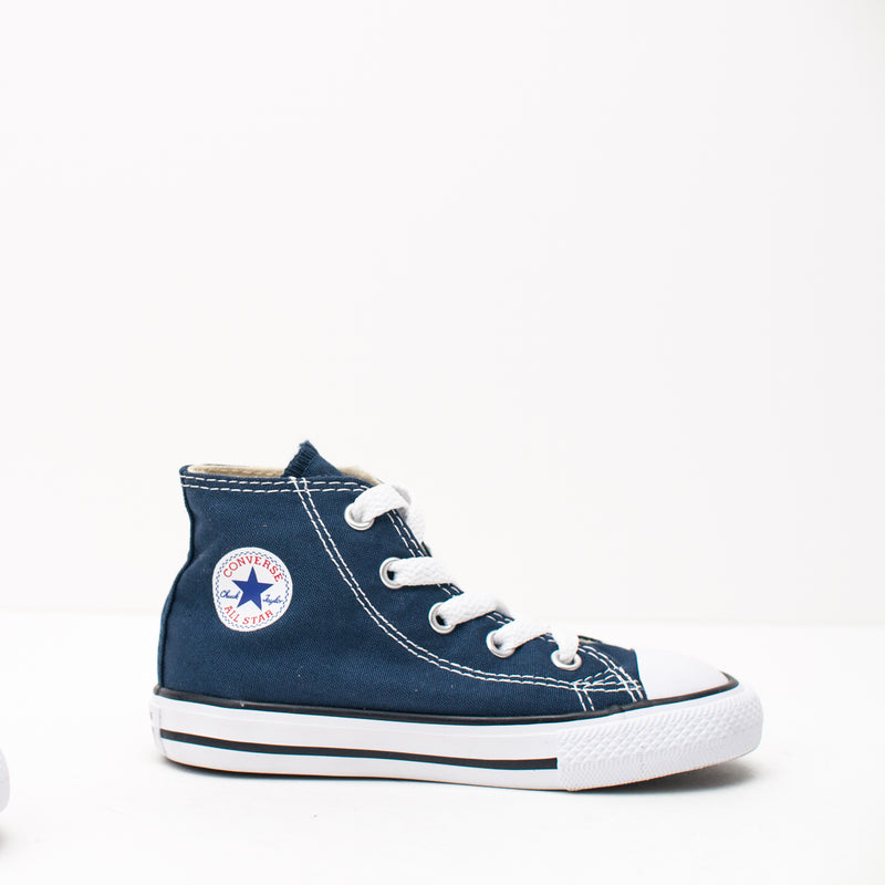CONVERSE - KID'S SNEAKERS - 3J233C CHUCK TAYLOR ALL STAR HI NAVY YOUTH