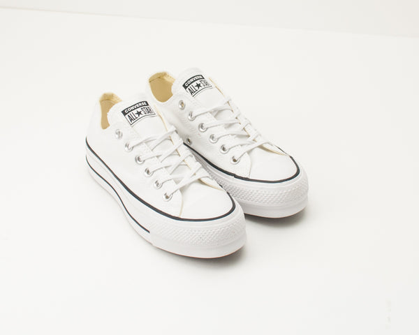 ZAPATILLA - CONVERSE - 560251C CHUCK TAYLOR ALL STAR LIFT OX WHITE