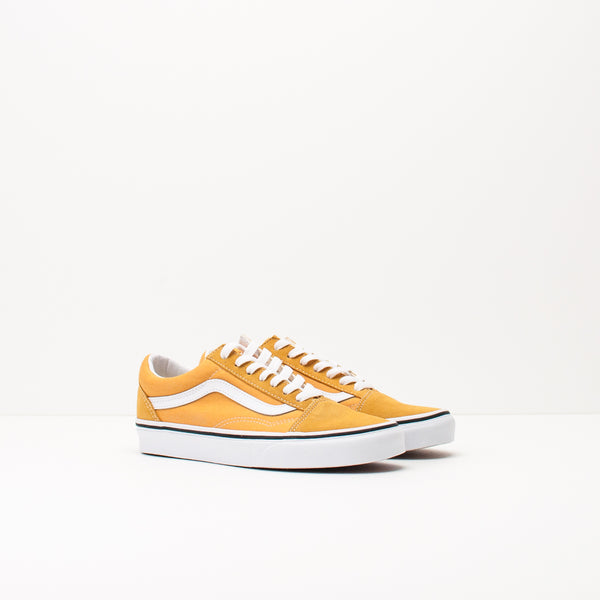 ZAPATILLAS - VANS - UA OLD SKOOL GOLDEN NUGGET TRUE WHITE VN0A3WKT3SP1