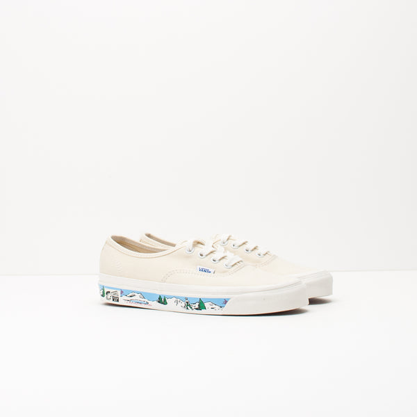 ZAPATILLAS - VANS - UA ERA WHITE VN0A54F241N1