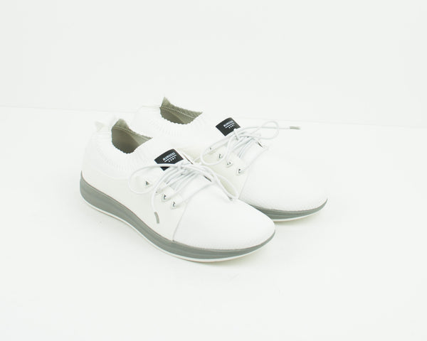 MUROEXE - TRAINERS - ARMY UNITE TOTAL WHITE