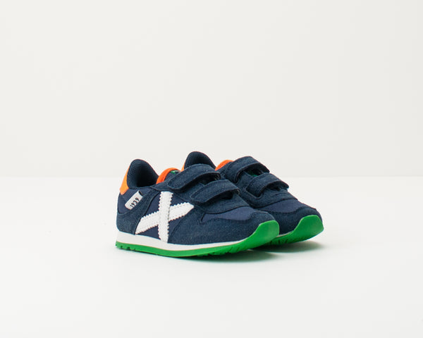 MUNICH - KID'S SNEAKERS - BABY MASSANA VCO 323
