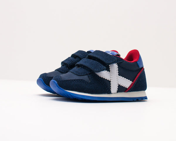 MUNICH - KID'S TRAINERS - BABY MASSANA VCO 376