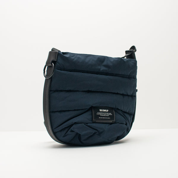 BOLSO - ECOALF - MICHI SHOULDER BAG 161 DEEP NAVY