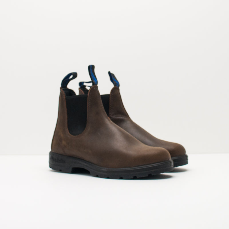 Bota Blundstone 1477  Thermal Chelsea Boots - Antique Brown Mujer